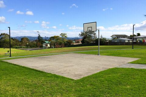 Neville Power Memorial Park Basketball