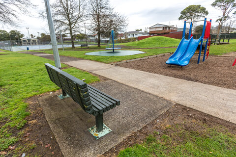 Manurewa Recreation Centre Playground