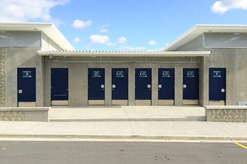 Neville Power Memorial Park Public Toilets