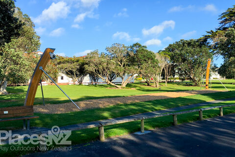 Snells Beach Playground