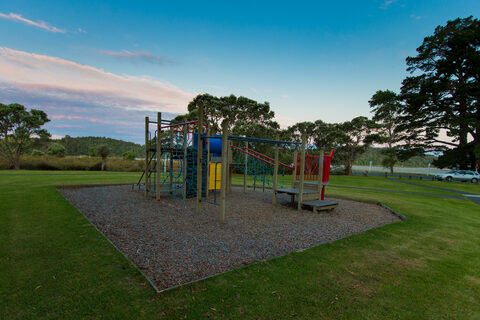 Sandspit Recreation Reserve Playground