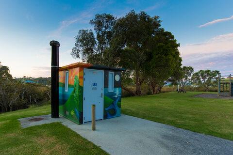 Sandspit Recreation Reserve Public Toilets