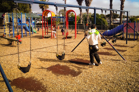 Potters Park Playground