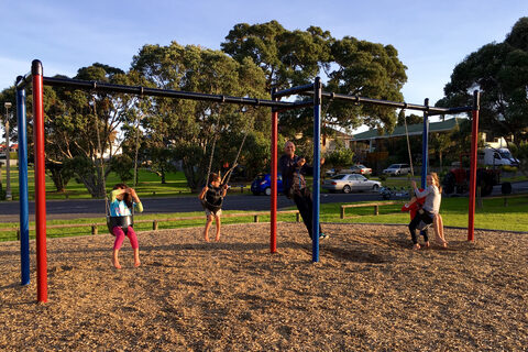 Ariki Drive Recreation Reserve Playground