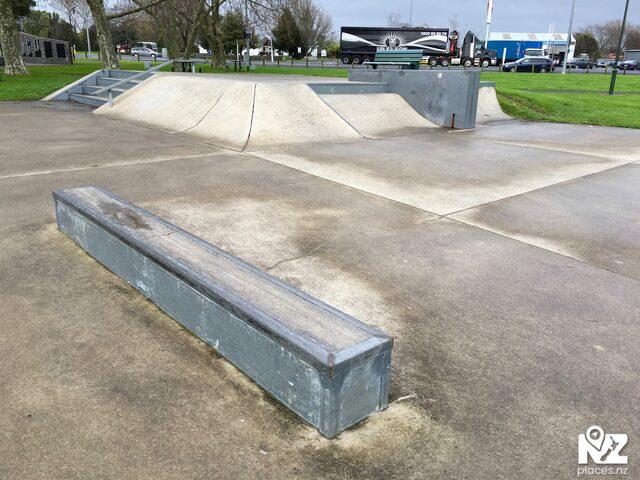 Ngatea Skate Park