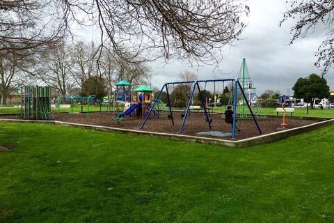 Ngatea Playground
