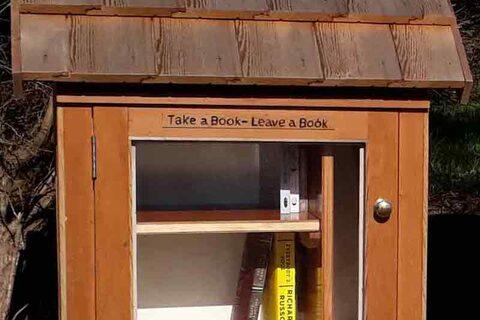 Scotts Landing Little Library