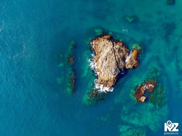 Takatu Point Rock