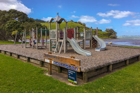 Campbells Beach Playground