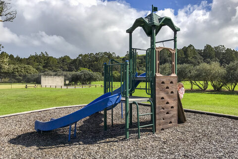 Baddeleys Beach Playground