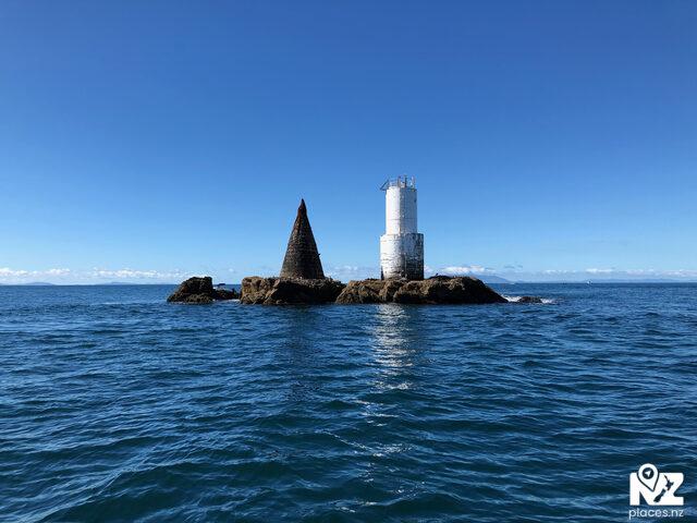 Flat Rock Kawau Island