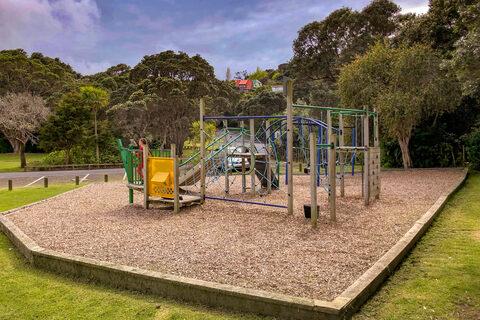 Mathesons Bay Playground