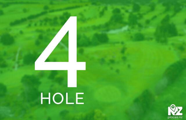 Warkworth Golf Course Hole 4