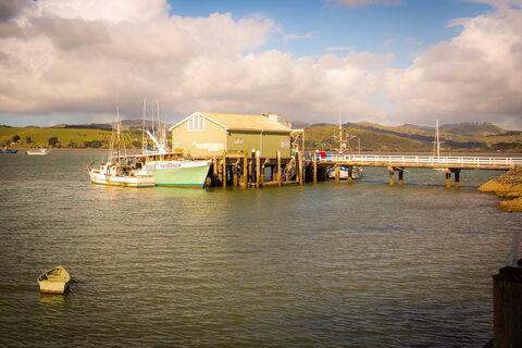 Mangonui Wharf