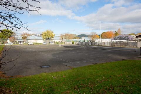 Linwood Park Tennis Court