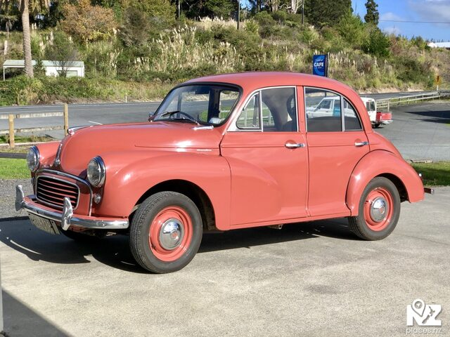 Pinky Morris Minor
