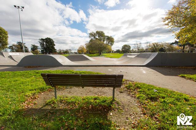Linwood Park Skate Park