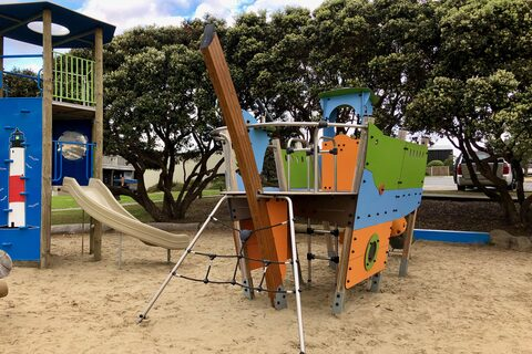 William Fraser Reserve Playground