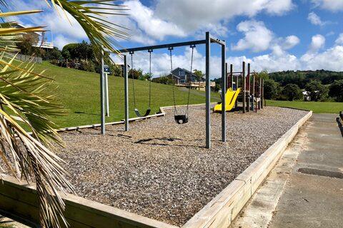 Sunburst and Tamatea Playground