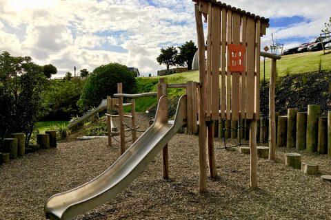 Matakana Wharf Playground