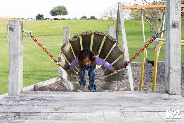 Whatuwhiwhi Top 10 Holiday Park Playground