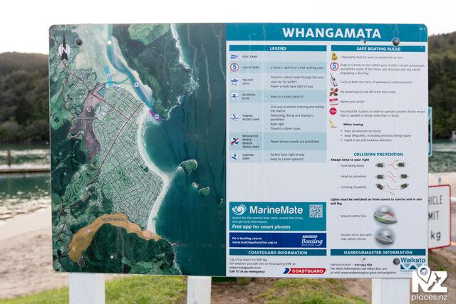 Whangamata Wharf