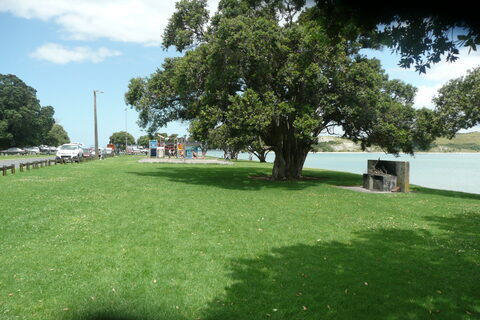 Onerahi Foreshore Playground