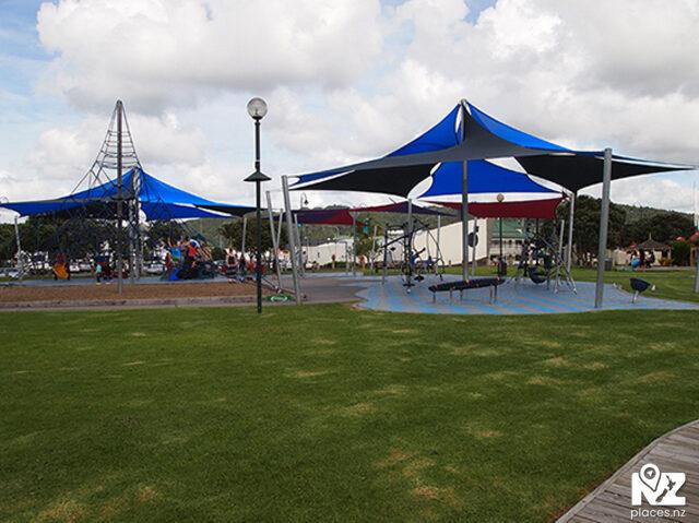 Town Basin Playground