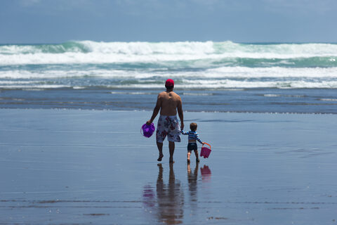 Trust Me - Muriwai Beach