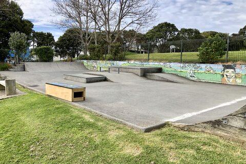 Leigh Skatepark