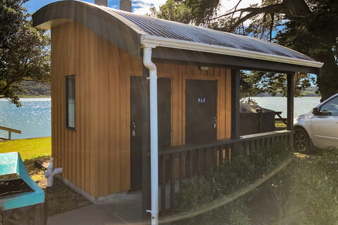 Point Wells Foreshore  Public Toilets