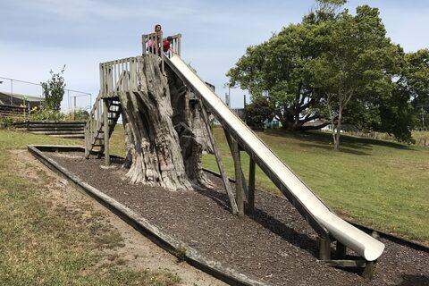 Tauhoa School Playground