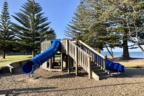 Orewa Recreation Reserve Playground