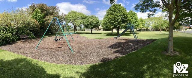 Jim Bryden Reserve Playground
