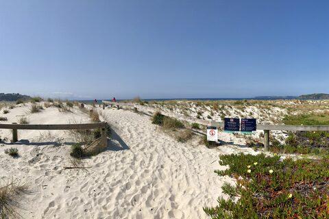 Omaha Beach Walkway 8