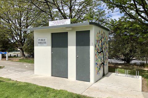 Milton Public Toilets