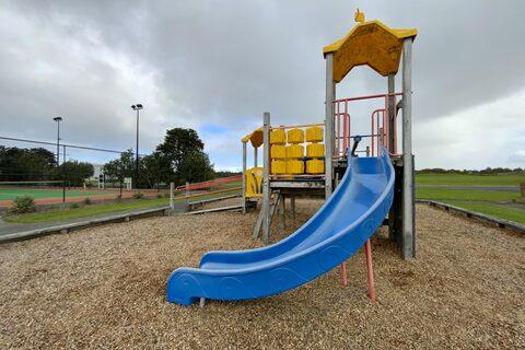 Pukemateko Reserve Playground