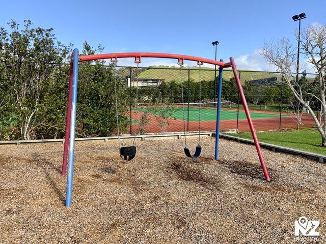 Manuhiri Reserve Playground