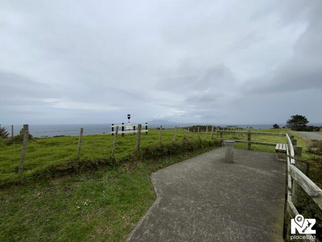 Cape Rodney Road Lookout