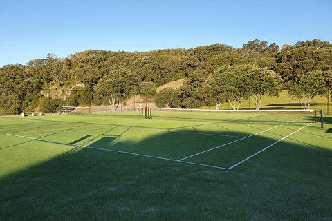 Onemana Tennis Court
