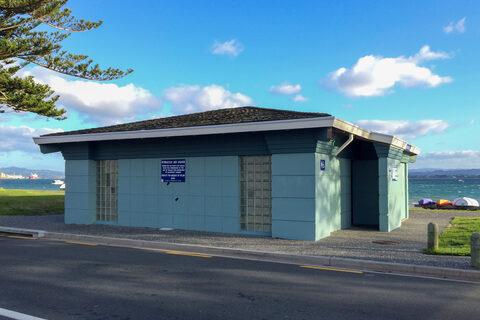 Pilot Bay Beach Public Toilets