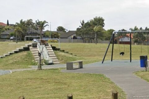 Annalong Park Playground