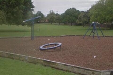 Aorere Park Playground