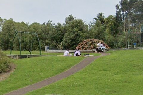 Arch Hill Scenic Reserve Playground