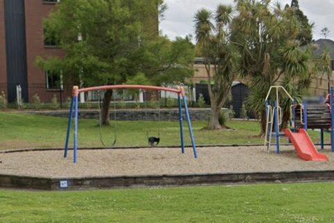 Arline Schutz Park Playground