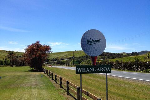 Whangaroa Golf Course