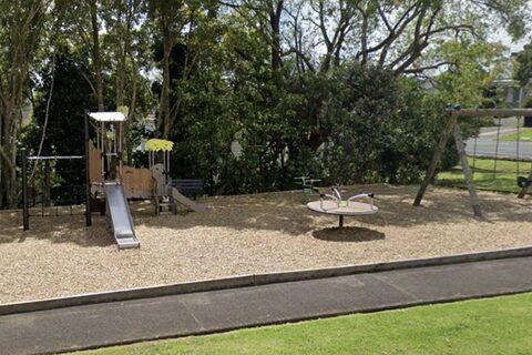 Bannerman Reserve Playground