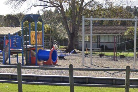 Barron Green Playground