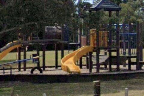 Beachlands Domain Playground