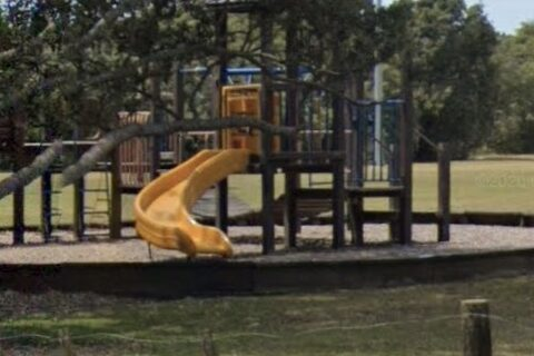 Beachlands Domain Playground